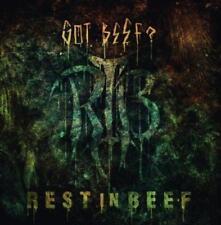 Resto en beef-Got beef? CD #88708
