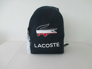 LACOSTE Neocroc BackPACK Peacoat / NWT / retail $120