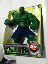 "HULK MOVIE 13"" POSEABLE FIGURE TOYBIZ 2003 ANG LEE MARVEL(ALL-NEW DIFFERENT NOW"