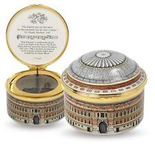 New listing Halcyon Days Enamel Box - Royal Albert Hall - London England - Queen Victoria