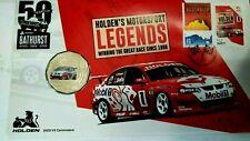 Australia  PNC Holden 2001 VX Commodore Motorsport Legends  2018 50c Coin
