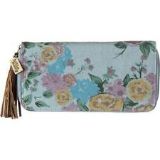 Cotton Floral Wallets for Women