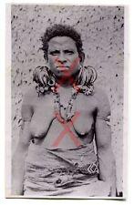 KREUZER EMDEN - orig. Foto, Auslandsreise, Eingeborene Frau, Bali, 1926-28
