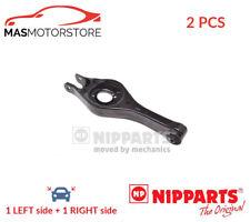 LH RH TRACK CONTROL ARM PAIR REAR LOWER NIPPARTS N4940313 2PCS L NEW