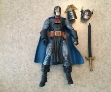 Hasbro Marvel Legends Cull Obsidian Wave Black Knight 6? Figure