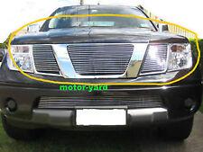 Nissan Pathfinder 05-11 Upper Billet Grille Grill Without Badge Hole