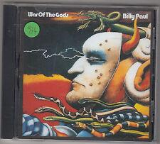 BILLY PAUL - war of the gods CD