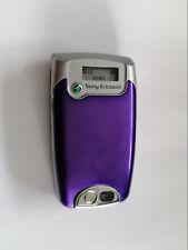 Rarität! Sony Ericsson Z600 Klapp -Handy Dummy Attrappe - Requisit, Deko,  Retro