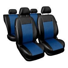 Sitzbezüge Sitzbezug Schonbezüge für Skoda Octavia Schwarz Modern MP-1 Set