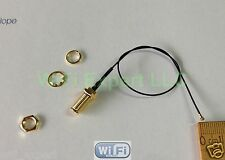 W.fl IPX to SMA JACK Pigtail Cable For WIFI Wireless Choose from 4 8 12 INCH USA