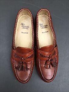 Allen Edmonds Maxfield Tassel Loafers Size 10