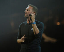 Chris Martin UNSIGNED photo - K7312 - Lead singer of the rock band Coldplay