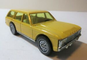 Siku Club Series Ford Granada Turnier Estate Car - Siku Model Cars