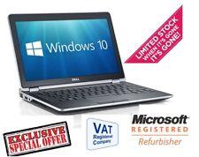 Dell Latitude E6230 Core i5 CPU 4GB RAM WINDOWS 10 PRO HDMI 1 Year Warranty
