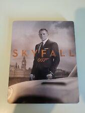 James Bond Skyfall Blu Ray Steelbook