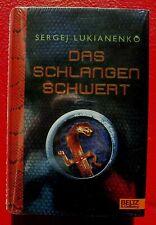 Das Schlangenschwert - NEU+OVP! Sergej Lukianenko Fantasyroman Gebundene Ausgabe