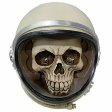 ASTRONAUT Helmet Spaceman SKULL HEAD Decorative Figure ORNAMENT