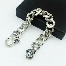 "Chrome Hearts Bracelet "" The heavy Classic ""  4.35 oz"