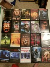Halloween Horror dvd lot of 20 Movies Scary Zombie Ghost Paranormal Kidman #12