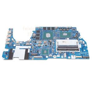 For Lenovo Y720-15IKB Laptop Motherboard 5B20N67218 NM-B163 SR32Q I7-7700HQ CPU
