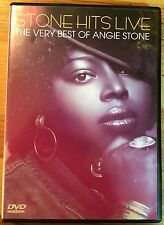 Stone Hits Live: The Very Best of Angie Stone (DVD)