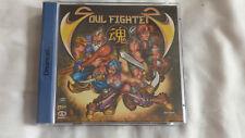 Soul Fighter Sega Dreamcast Game ( COMPLETE ) 1999