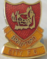 Bradford City League One Club Football Badges & Pins
