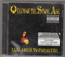 QUEENS OF THE STONE AGE - lullabies to paralyze CD
