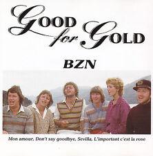 BZN - CD - GOOD FOR GOLD