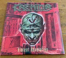 KREATOR Violent revolution - 2 Red LP Gatefold + CD  - Vinyl - New