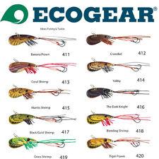 Ecogear ZX30 ( Bream Blade Bass ZX 30 Fishing Lure Trout Prawn)