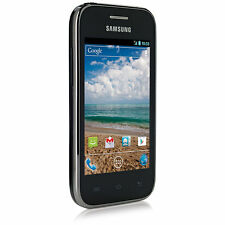 Samsung Galaxy Discover SGH-S730M 4GB Black Unlocked Excellent Cosmetic