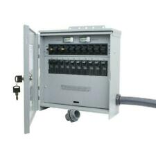 Reliance Controls Protran2 30 Amp Outdoor 10 Circuit Transfer Switch