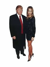 Aahs Engraving Donald and Melania Trump Life Size Carboard StandUp #395096