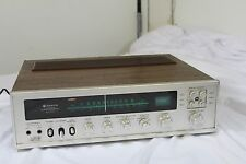 Vintage Sanyo DCX 2700K 4 Channel Quad Receiver Tested by Pro - Fully Working