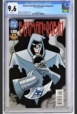 Batman And Robin Adventures Annual #1 (1996) - CGC 9.6