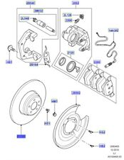 LAND ROVER GENUINE PART- DISC - BRAKE SOLID -Range Rover (L322)- SDB000211