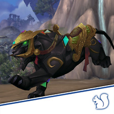 WoW Mount Juwelenbesetzter Onyxpanther World of Warcraft Mount Reittier