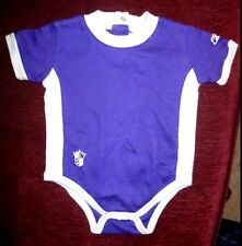 bec92f75aef LA Lakers Reebok 3 6 Months Baby One Piece Snap Bodysuit Los Angeles  Basketball