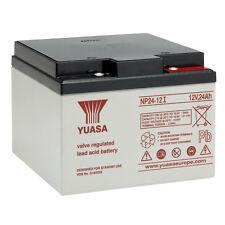 YUASA NP24-12 Batería de plomo sellada 12V 24Ah NP24-12I