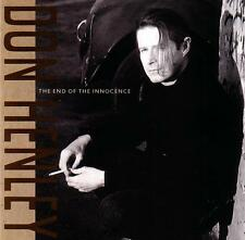 """DON HENLEY (from """"THE EAGLES"""") / THE END OF THE INNOCENCE"""