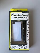 iPHONE DOODLE CASE WITH PEN BY ThumbsUp!