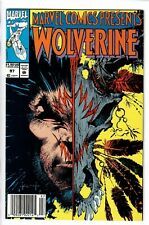 Marvel Comics Presents #97 1992 VF+  (2 Cover) Wolverine - Ghost Rider and Cable