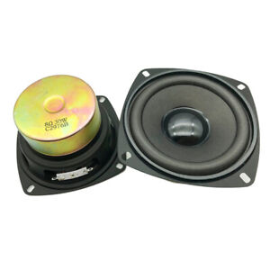 4 Inch 8 Ohm Speaker Computer Car Multimedia Game Accessory Antimagnetic Hor'Z2