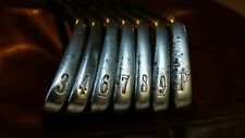 Titleist 690 MB Irons 3, 4 & 6 - PW