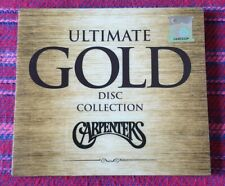 Carpenters ~ Ultimate Gold Collection ( Malaysia Press ) Cd