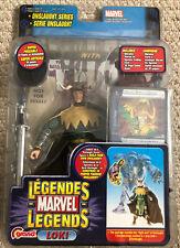 Marvel Legends Toybiz Loki
