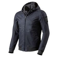 Giacche da uomo in jeans taglia XL per motociclista