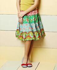 Matilda Jane Main Street Skirt Size 2 NWT! Good Hart