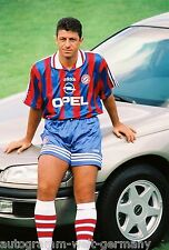 Ruggiero Rizzitelli il Bayern Monaco 96-97 RARO foto